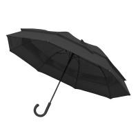 Большой зонт-трость полуавтомат FAMILY