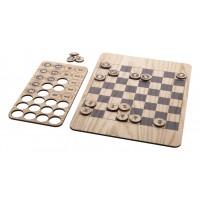 Игра деревянные шахматы Benko