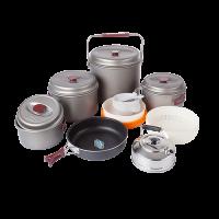 Набор посуды Kovea Hard 10 KSK-WH10 9723-30