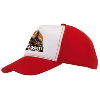 Кепка принт Call-Duty