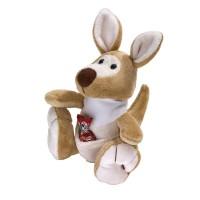Мягкая игрушка кенгуру JUMPER
