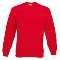 Классический свитер SET-IN SWEAT красный