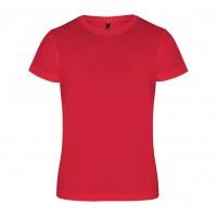 Детская спортивная футболка Camimera красная