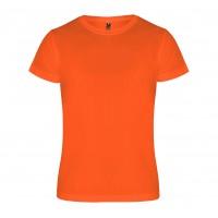 Детская спортивная футболка Camimera оранжевая